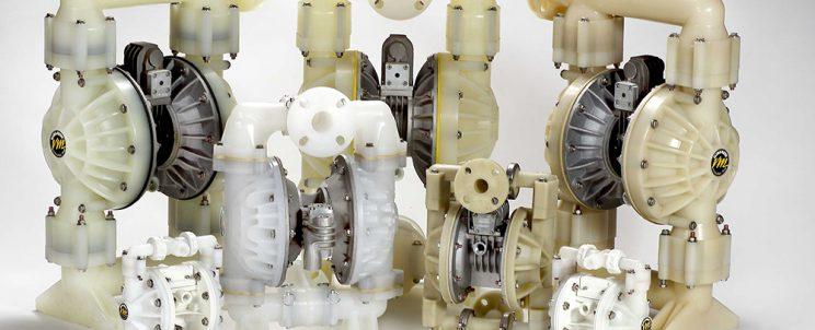 Kimya ve Petrokimya Sanayinde Havalı Diyafram Pompa Kullanımı